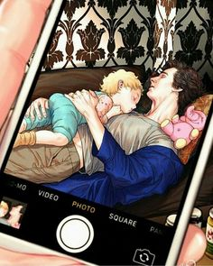 So adorable, this is exactly how I want Parentlock to be.