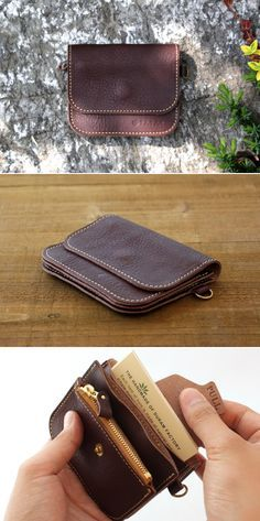 leather wallet | Duram Factory