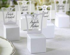 50 Tischkarten in weiß - Namenskarten Platzkarten Hochzeit Gastgeschenk de.picclick.com