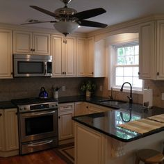 Off White Kitchen Cabinets Design Ideas, Pictures, Remodel, and Decor