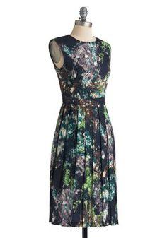Flaunt Every Facet Dress, #ModCloth