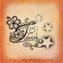 hibiscus-tattoo-Tamara-diyartcraft