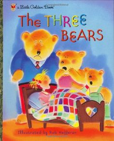 The Three Bears (Little Golden Book) by Golden Books http://www.amazon.com/dp/0375825762/ref=cm_sw_r_pi_dp_dMe6wb150G3YC