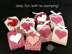 valentine gift card holder great easy as 1 2 3 paper crafts of valentine gift card holder Valentine Treats, Valentine Day Crafts, Valentine Cards, Valentine Cupcakes, Heart Cupcakes, Pink Cupcakes, Candy Crafts, Paper Crafts, Craft Fairs