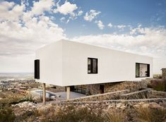 Franklin Mountain House, El Paso, 2015 - hazelbaker | rush