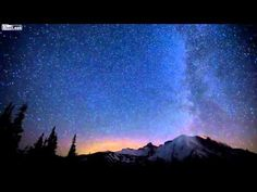 The stars, planets, and universe is constantly in motion, there is nothing to grasp. ▶ Galactic Timelapse - Amazing - YouTube