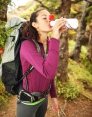 drink recipes to take camping or hiking