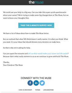 Piperlime Survey Email   Email  Surveys