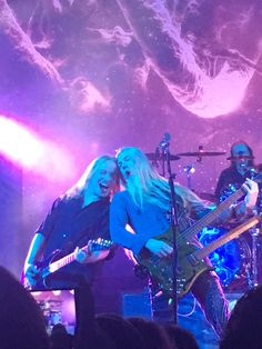 Nightwish: Marco and Emppu