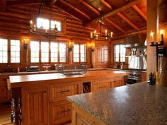 Cozy Country Kitchen Designs : Kitchen Remodeling : HGTV Remodels