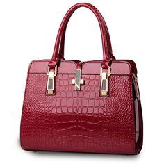 Tote Handbags, Cross Body Handbags, Leather Handbags, Tote Purse, Crossbody Bags, 2017 Handbags, Leather Bags, Sacs Design, Handbag Patterns