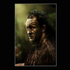 Maori Chief , By Roy Y Sabay