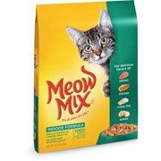 Meow Mix Indoor Formula Dry Cat Food 142PoundPack of 3 * More info could be found at the image url.
