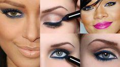 Feirinha Chic : Lápis de olhos azul marinho -Lindos para dar um up...