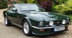 1989 Aston Martin V8  - VANTAGE X PACK