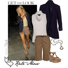 Get the Look: Kate Moss and Etcetera
