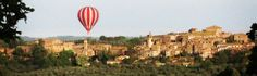 Ballooning In Tuscany Ballooning in Tuscany | A Balloons Eye View of Tuscany | Gallery