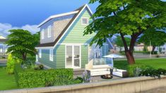 The Plumbob Architect: Lakestreet Starter Home