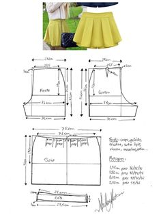 Prodigious Sewing Make Your Own Clothes Ideas Sewing Bras, Sewing Shorts, Sewing Clothes, Diy Clothes, Underwear Pattern, Lingerie Patterns, Clothing Patterns, Baby Sewing Tutorials, Swimsuit Pattern