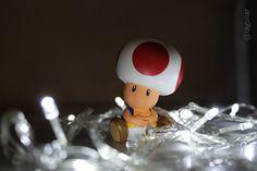 Toad e ~pisca-pisca~ :D