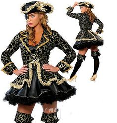 Free shipping Pirate costumes,halloween fancy dresssexy costumes for woman,women sexy halloween costumes HC122 - http://www.aliexpress.com/item/Free-shipping-Pirate-costumes-halloween-fancy-dresssexy-costumes-for-woman-women-sexy-halloween-costumes-HC122/1093044732.html