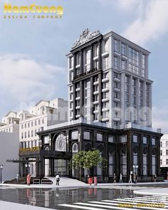 Building Facade, House Elevation, Facade House, Motel, Architecture Design, Multi Story Building, Real Estate, City, Places