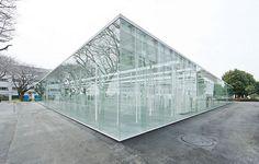 Kanagawa Institute of Technology Glass Building 2
