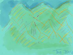 Montañas de Oriente .