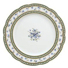 Marie Antoinette Dinner Plate