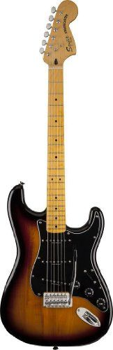 Squier by Fender スクワイア エレキギター FSR Vintage Modified '70S Stratocaster 3CS/M Squier by Fender http://www.amazon.co.jp/dp/B00E7JLQGW/ref=cm_sw_r_pi_dp_SV.9ub1JXYX8D