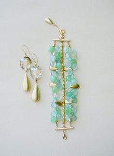 Crazy gorgeous jewelry. Photography by landonjacob.com, Jewelry by sopretty.ca