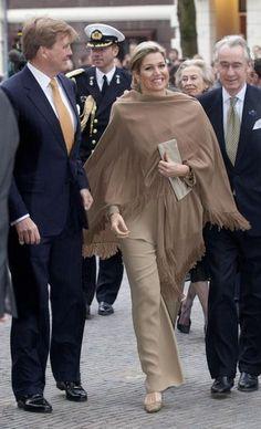 Máxima, nova rainha da Holanda.