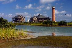 Lydia Ann Lighthouse - Port Aransas, TX