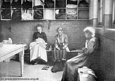 workhouse  women