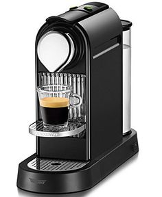 I. Love. My. Nespresso. No better machine out there for quality, speed, consistency and clean up!