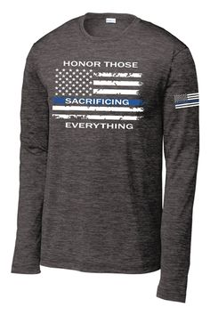 Xuforget Mens Bullets Thin Blue LIne Flag Skull Dating Short Sleeve T Shirt Cotton Tops