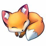 Cute Anime Baby Fox | thumbnailCAH2MT7T-1.jpg image by huntingwolf22
