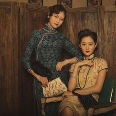 OLD SHANGHAI REVISITED  |   #cheongsam