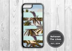 Tropical iPhone 6 case Palm Tree iPhone 5s case iPhone by STOLUXCO