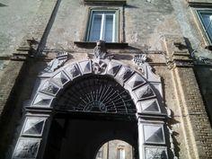 Stemma Nobiliare Palazzo Cantorio Ferrandina (Regione Basilicata)