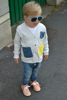 Alexander in Shampoodle SS14 @enfantsaparis