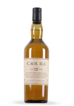 Whisky Caol Ila, Islay Single Malt Scotch 12 ANI (0.7L) - SmartDrinks.ro