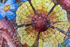 Santa Barbara School of Mosaic Art - Betsy Gallery, Mexican smalti.
