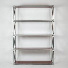 Stahlrohr Regal Klassische Moderne