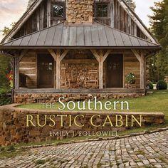 Rustic Cabin Decor, Rustic Cottage, Rustic Farmhouse, Rustic Cabins, Small Rustic House, Rustic Home Plans, Small Log Cabin Plans, Small Cabins, Log Cabin House Plans