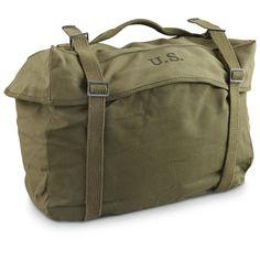 US Military Cargo Bag - Korean War