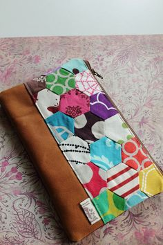 no 236 The Melinda Zipper Pouch PDF Pattern by sewingwithme3, $4.50