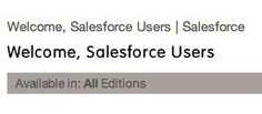Help Articles for using and administering Salesforce.  This is your resource go-to guide.  Use the navigation menu on the left to move through the modules and get training for Salesforce.