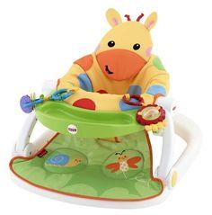 FP BG sedadlá žirafy, sadni si so mnou  Je to sídlo žirafy je skvelým miestom hrať a kŕmenie! Farebné, mięciiutko polstrované sedadlo poskytuje nielen vášmu dieťaťu bezpečné a pohodlné miesto sa pobaviť, ale tiež pomáha vaše dieťa udržať správnu polohu pri sedení nadol. https://www.cosmopolitus.com/fotelikzyrafka-siadaj-p-119482.html?language=sk&pID=119482 #zabava #skladacie #stolicy #sedak #pohodlny #male #diea #FisherPrice