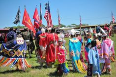 Annual Oglala Lakota Veterans Pow Wow in Pine Ridge brings color, tradition to reservation